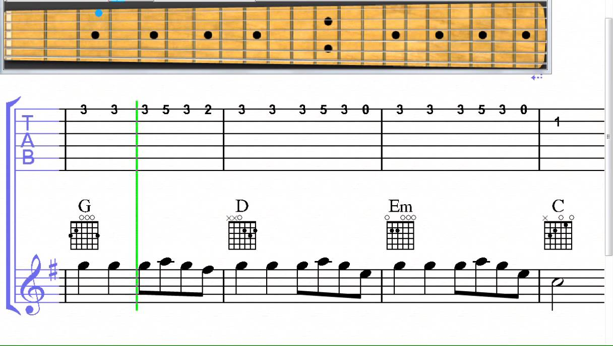 Perfect Pink Ballad Guitar Chords Level 4v Youtube