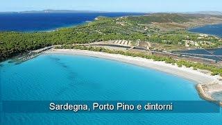 Sardegna, Porto Pino e dintorni