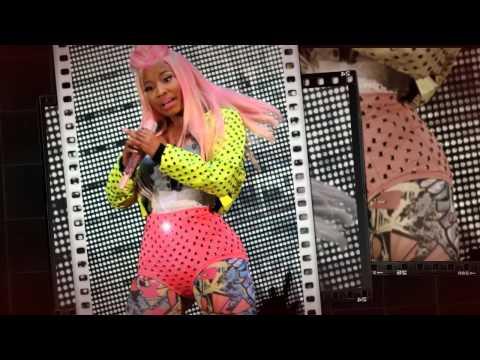 Nicki Minaj - Beautiful Sinner HD