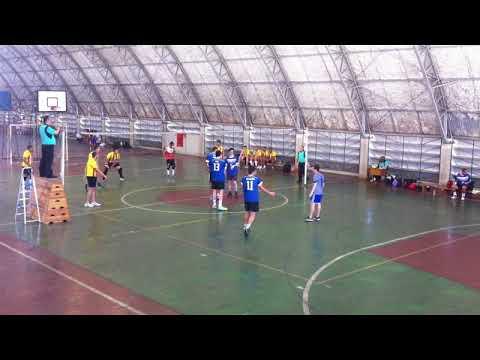 Fatec Barueri x Fatec São Paulo  - II Camp. de Vôlei Masculino - 2017 - Interatléticas