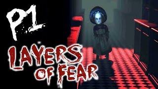 Layers Of Fear Full Version《層層恐懼》完整版 Part 1 - 恐怖寶寶 [精華]
