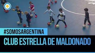 Club Estrella de Maldonado en #SomosArgentina (1 de 2)