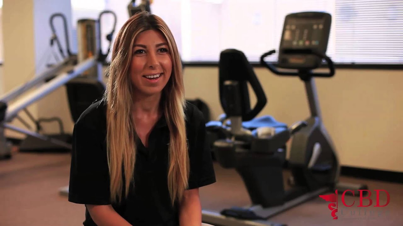 Physical therapy assistantlos angeles - Physical Therapist Assistant Cbd College Student Testimonial Los Angeles Ca