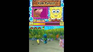 SpongeBob's Truth or Square (NDS) - Part 2
