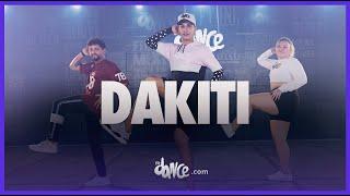Dákiti - Bad Bunny x Jhay Cortez   FitDance (Coreografia)   Dance Video