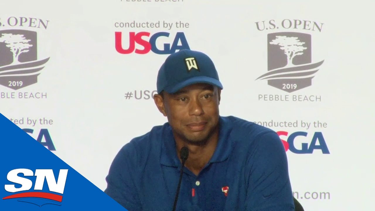 Tiger Woods Shares His Thoughts on Kevin Durant's Achilles Injury At US Open