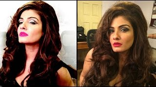 Raveena Tandon Walks Out Of Bombay Velvet