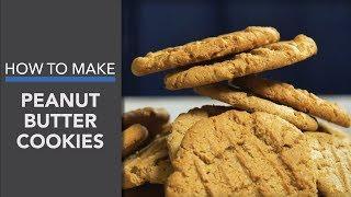Bone Broth Protein Peanut Butter Cookies