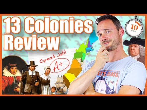 Ultimate 13 Colonies Review Ace Your Test in 10 Minutes!