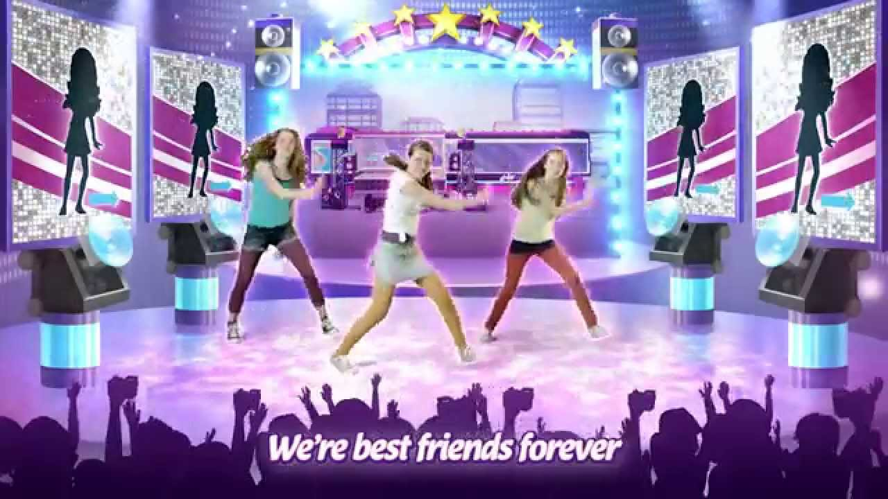 In This Together Dance Lego Friends Music Video Youtube