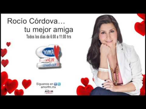 Reflexiones con Rocío Córdova - No Lo Guardes - Amor 95.3 Sólo música romántica