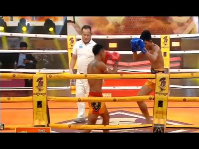 សិស្សប្អូនរាប់ តែ-ិស្សច្បងទយគូថបន្តិចហើយ, មឿន សុខហ៊ុច Vs លន បញ្ញា, CNC boxing 30-08-2020