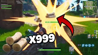Fortnite Glitches Season 5 (New) Get Double Materials from trees PS4/Xbox one 2018