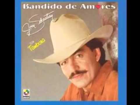 Joan Sebastian - Bandido de amores (1995) Disco completo