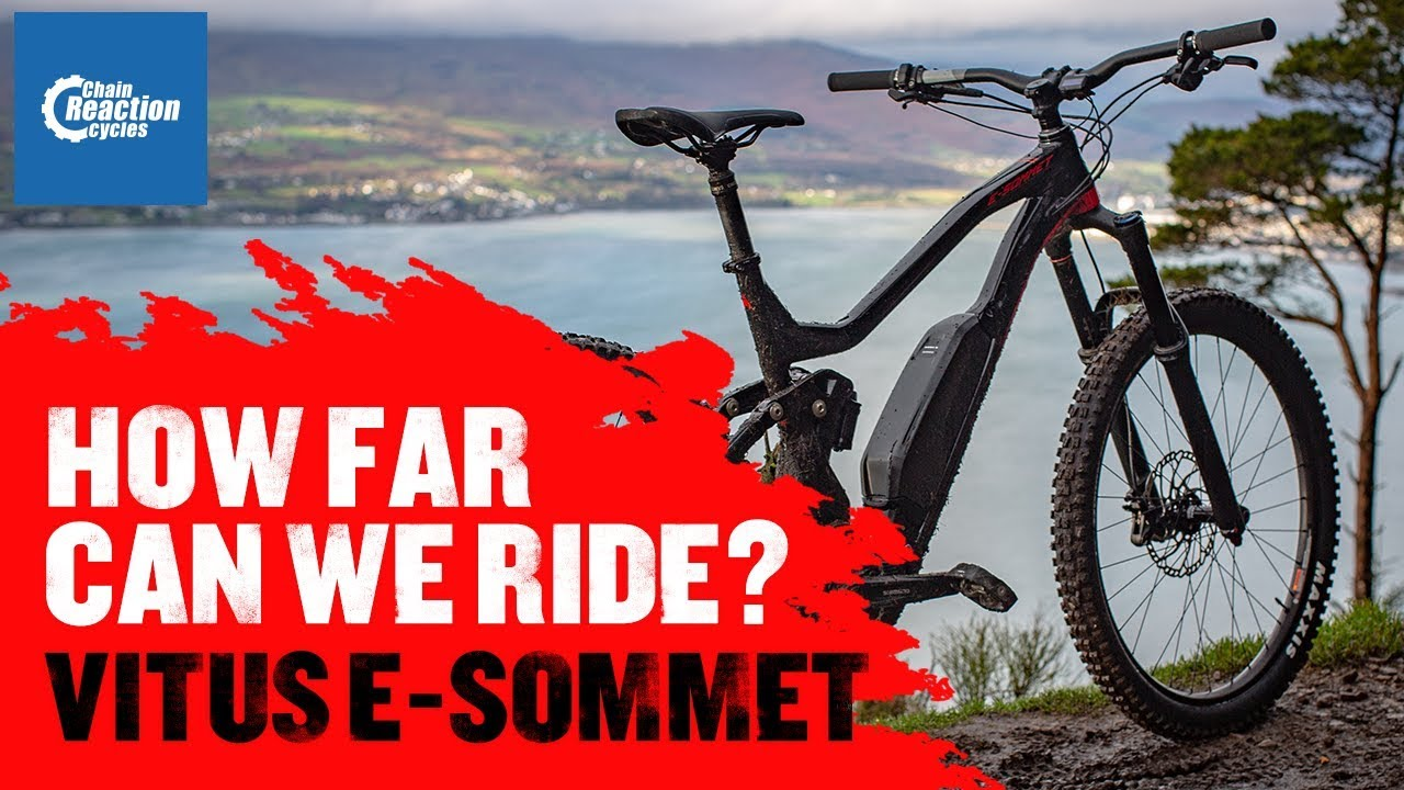 e1728314973 How far can we ride on a Vitus E-Sommet? | The Lab | CRC | - YouTube