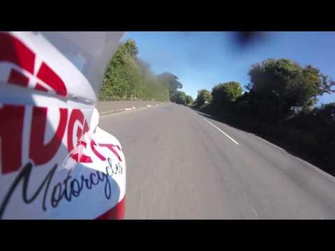 Classic TT 2016 On Bike with Bruce Anstey - Yamaha YZR500  Superbike
