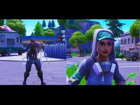 NF - Let You Down (Fortnite Music Video)