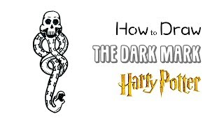 How to Draw the Dark Mark from Harry Potter