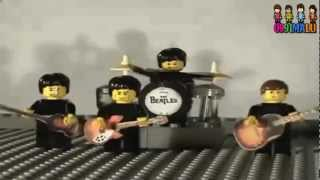 Happy Birthday The Beatles LEGO [HD]