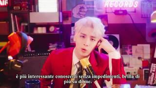 [SUB ITA] Kim Jonghyun (종현) - Shinin (빛이 나) - (SHINee)