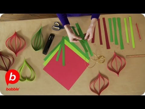 paper craft decoration ideas how to make paper ornament decorations crafts 5080