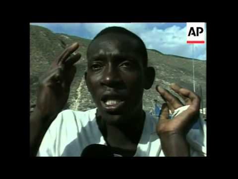 DOMINICAN REPUBLIC: EFFORTS TO STOP HAITIAN IMMMIGRANTS