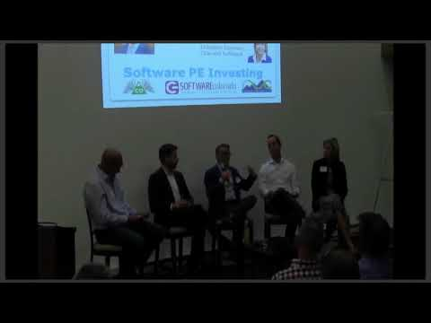 Software PE Investing Summit: Presenting Panel