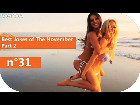 ПОДБОРКА ЛУЧШИХ  ПРИКОЛОВ ЗА  НОЯБРЬ 2015 n°31 \ Best Jokes of The November 2015 n°31 HD - видео онлайн