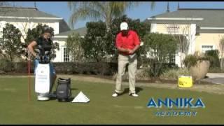 Golf Tips from ANNIKA Academy, Charlotta Sorenstam & Henri Reis - Drills for fixing your swing