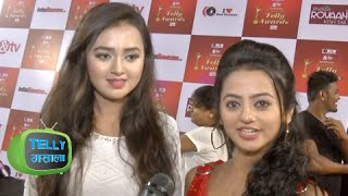 Swara & Ragini Want To Re-Unite | Indian Telly Awards 2015