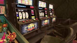 Pinball Inside A VR Arcade Game