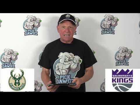Milwaukee Bucks vs Sacramento Kings 1/10/20 Free NBA Pick and Prediction NBA Betting Tips