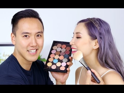 Thumbnail: My Boyfriend Does My Makeup- The Results Will Shock You!!
