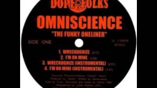 Omniscence - Wreckognize (Instrumental)
