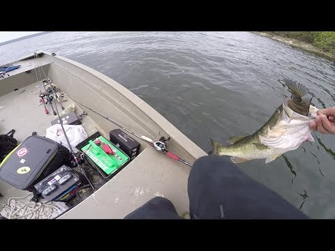 Crazy Find - Big Bass DIES From Eating A Fish!!
