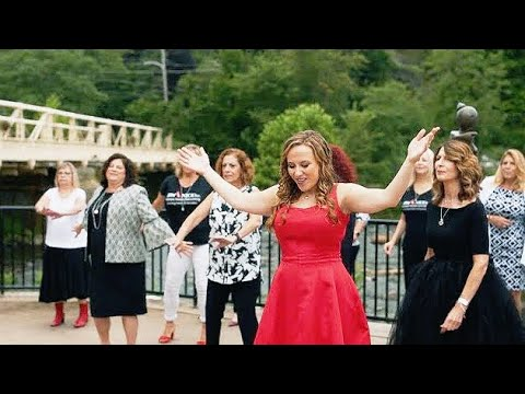 RED SHOES #EndDomesticViolence (Official Music Video) - Juliette Reilly