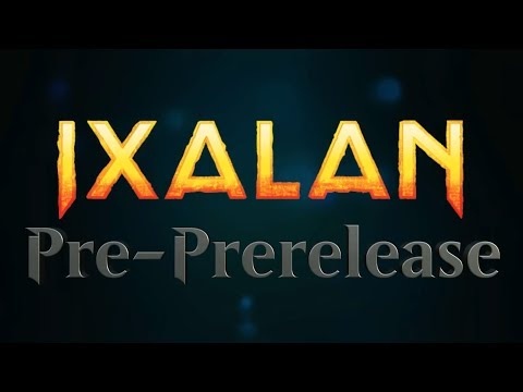 Magic: The Gathering – Ixalan Pre PreRelease