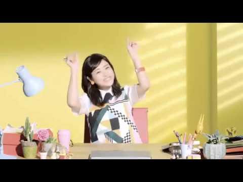 Cute dance Satomi Ishihara