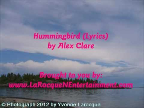 Hummingbird (Lyric) Video - Alex Clare