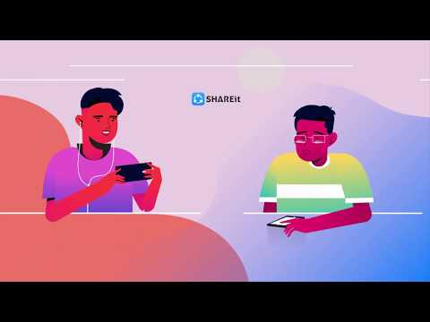 New Feature | How to send Full PUBG by SHAREit | Exclusive feature | Official Video