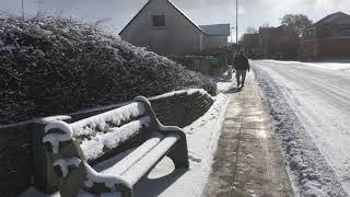 3. En gåtur i sneen. Varighed: 38sek