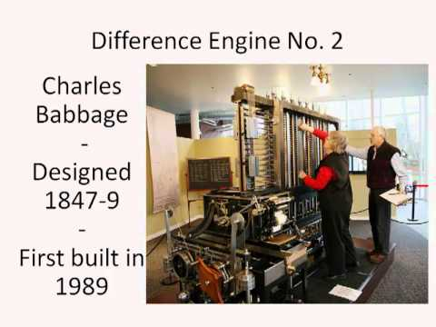 CS01: History Of Computing - Part 1