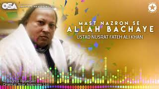 Watch Nusrat Fateh Ali Khan Mast Nazron Se Allah Bachaye video