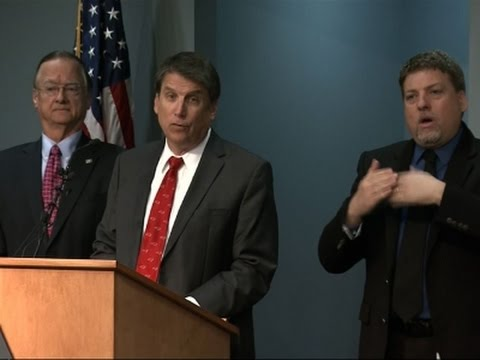 NC Gov: Be Over-Prepared For Winter Storm