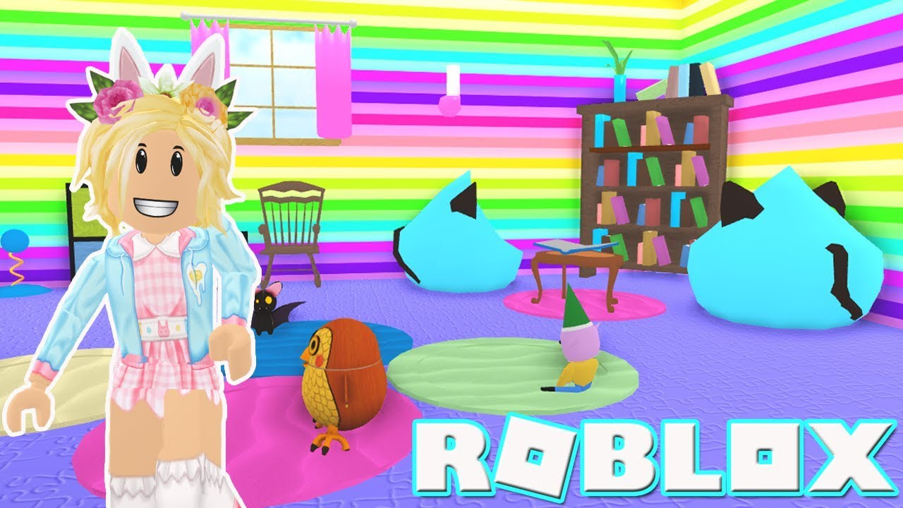 Making A Daycare In MeepCity! Roblox: MeepCity ~ Playroom - YouTube