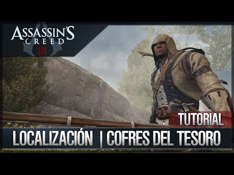 Assassin's Creed 3 - Walkthrough - Localización de todos los cofres del tesoro