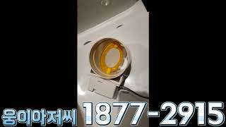 김포하수구냄새 & 파주화장실냄새 (변기 배수구트…