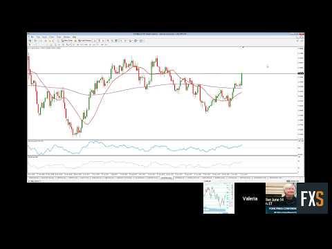 Live Coverage: FOMC June 14th