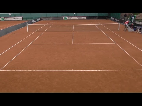 Junior Fed Cup by BNP Paribas Finals - Court 5