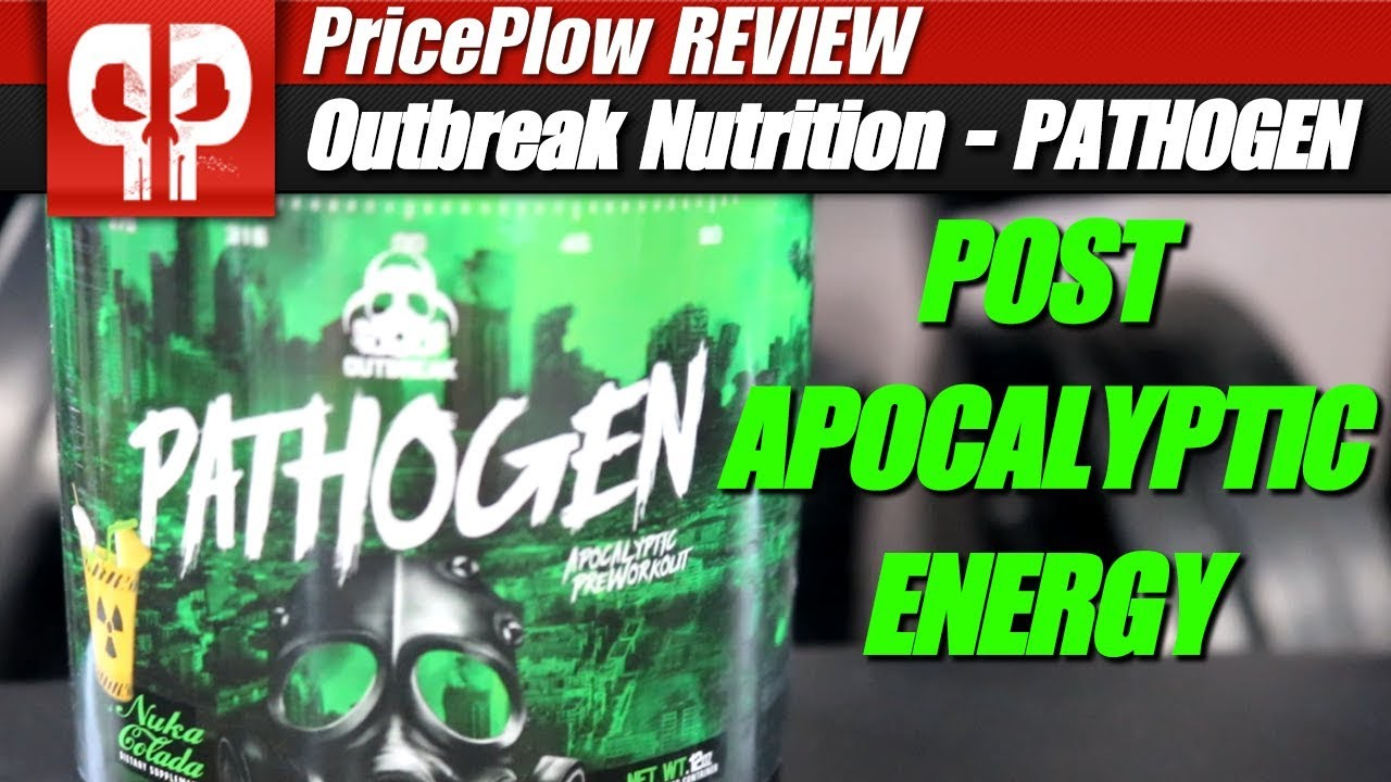 Outbreak Pathogen NUKA COLADA Flavor | Win a FREE Tub